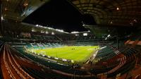 Stadion Celtic Park yang menjadi markas Celtic FC. (AFP/Andy Buchanan)