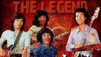 Era Pemerintahan Soekarno tahun 1960-an melarang musik Pop karena dianggap Pro Kapitalis. Koes Plus bukan hanya dicekal bahkan sampai di penjara (Istimewa)