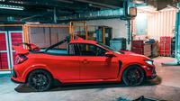 Honda Civic Type R pikap (speedhunters)