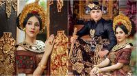Anya Geraldine berbusana pengantin Bali (Sumber: Instagram/anyageraldine)