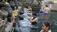 Bali, jadi salah satu daerah famtrip untuk warga Timor Leste.