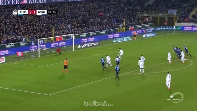 Gol Hans Vanaken dari luar kotak penalti gagal memberikan kemenangan bagi Club Brugge yang harus ditahan imbang 2-2 oleh Genk. Di ...
