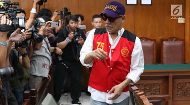 Tio Pakusadewo Divonis Rehabilitasi dan Sembilan Bulan Masa Tahanan