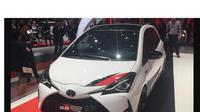 Toyota Yaris GRMN meluncur di Geneva Motor Show 2017 (Foto: autoexpress.co.uk).