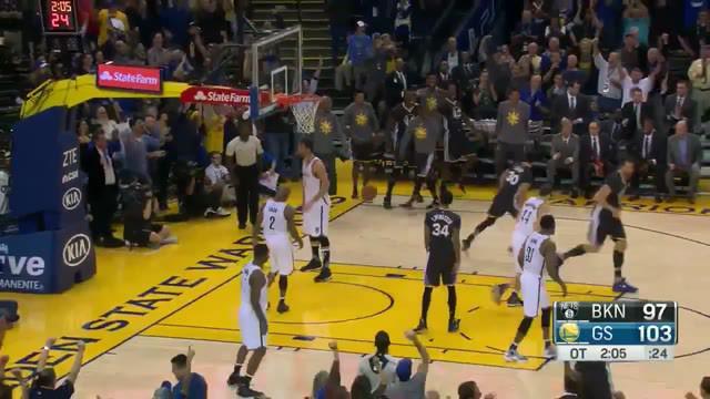 Berita Video Aksi - Aksi Slam Dunk Stephen Curry 5 Musim Terakhir di NBA
