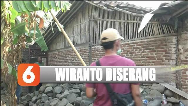 Dari keterangan tetangga pelaku penusukan Menko Polhukam Wiranto, diketahui pelaku berubah sejak pulang dari perantauan.
