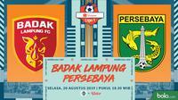 Liga 1 2019: Badak Lampung FC vs Persebaya Surabaya. (Bola.com/Dody Iryawan)
