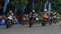 Yamaha Cup Race 2018 dimulai di Medan (dok: Yamaha)