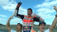 Marc Marquez (crash)