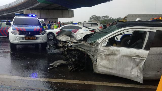 Image Result For Kecelakaan Tol Bsd