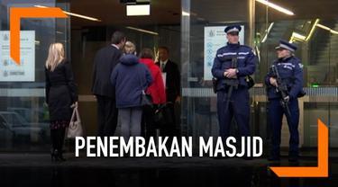 Hakim pengadilan Selandia Baru perintahkan tersangka penembakan dua masjid untuk jalani tes kejiwaan. Ini dilakukan untuk menentukan tersangka layak atau tidak mengikuti proses pengadilan.