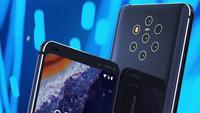 Tampilan Nokia 9 PureView. (Doc: @evleaks / Twitter)