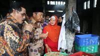 Deklarasi pengusaha tahu Sidoarjo, Jawa Timur untuk tidak memakai sampah plastik. (Foto: Liputan6.com/Dian Kurniawan)