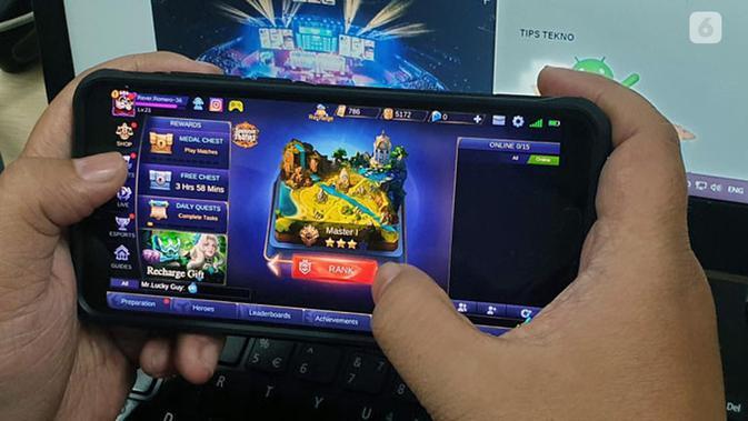 Diamond di Mobile Legends adalah alat konversi uang nyata untuk digunakan di dalam game Mobile Legends.