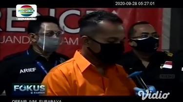 Petugas Bea Cukai Juanda menggagalkan upaya penyelundupan narkoba jenis sabu-sabu melalui Terminal Kedatangan Internasional Bandara Internasional T-2 Juanda dengan berat tiga kilogram lebih.