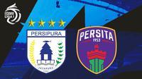 BRI Liga 1 - Persipura Jayapura Vs Persita Tangerang (Bola.com/Adreanus Titus)