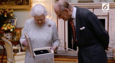 Pangeran Philip rayakan ulang tahun ke 97, Minggu (10/6).