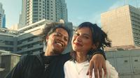 Arie Kriting dan Indah Permatasari (Instagram/@indahpermatas)