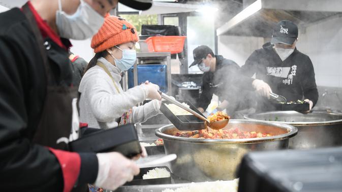 Syarat Jika Ingin Berikan Makanan untuk Tenkes yang Berjuang Selama Wabah COVID-19