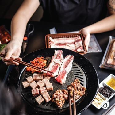 Barbekyuan ala Korea di Rumah Kini Lebih Praktis