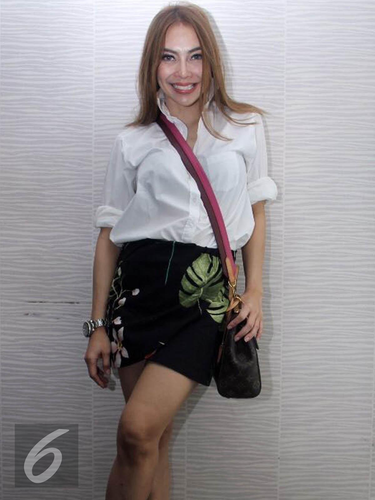 Gusti Rosaline (Ferry Noviandi/Liputan6.com)