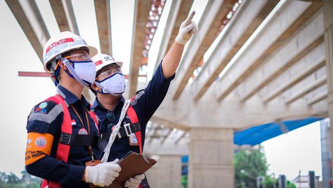 Waskita Karya Catat Kontrak Baru Rp 15 Triliun hingga Oktober 2020