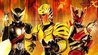 Game tokusatsu dengan genre fighting tersebut menduduki peringkat ketiga di deretan game terbaik di Google Play Store