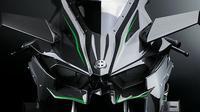 Kawasaki Ninja H2 2019 (Motorcyclenews.com)