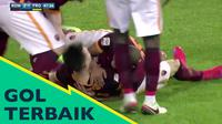 Video highlights Serie a Itali Pekan ke-22, Gol Cantik El Shaarawy saat AS Roma melawan Frosinone.