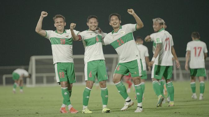 Timnas Indonesia Kalah, Evan Dimas Ceritakan Prose