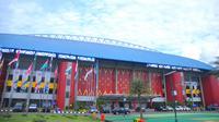 Stadion Gelora Sriwijaya Jakabaring (Bola.com/Riskha Prasetya)