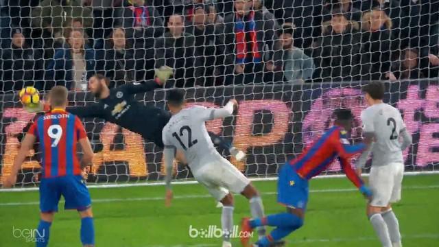 Berita video 5 aksi penyelematan gemilang di Premier League pada pekan ke-29. David De Gea salah satu yang terbaik.This video presented by ballball.
