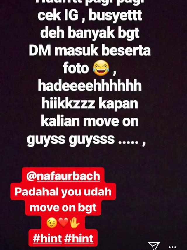 Respons Nafa Urbach