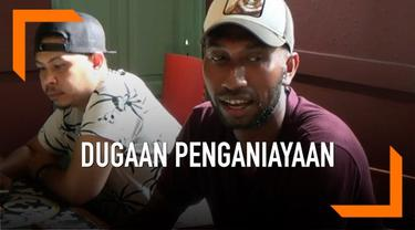 Mantan pemain Timnas dan pemain Kalteng Putra, Patrich Wanggai dilaporkan ke polisi. Patrich dituduh menganiaya seorang warga Prawirodirjan Yogyakarta. Atas laporan tersebut Patrich Wanggai memberikan klarifikasi