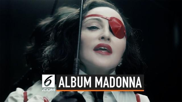 Album baru Madonna 'Madame X' berhasil merajai tangga lagu Billboard 200. Tak hanya itu, album ini juga meraih puncak iTunes di 58 negara.