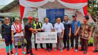 Seadoo Club Indonesia,komunitas bagi pencinta olahraga jetski menggelar program kepedulian terhadap masyarakat di Kepulauan Seribu (Foto: istimewa)