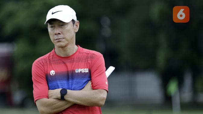 Shin Tae-yong Jadikan Piala Dunia U-20 2021 Sebagai Target Utama di Timnas Indonesia