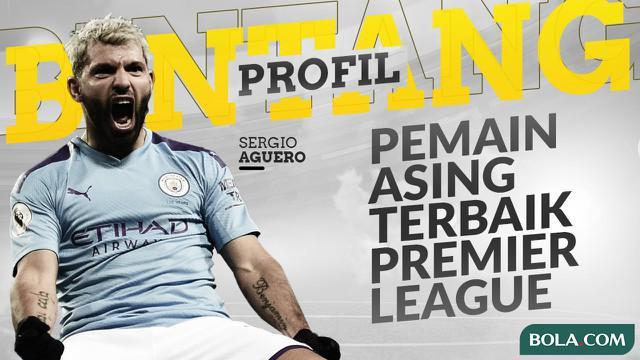 Berita Video Profil Bintang Sergio Aguero: Pemain Asing Tersukses Premier League