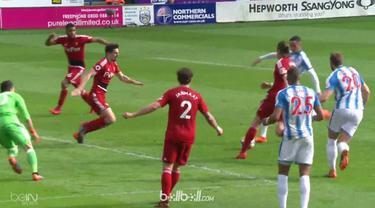 Thomas Ince menjadi super-sub untuk memenangkan Huddersfield 1-0 atas Watford, Sabtu (14/4). Ince yang merupakan putra kapten lege...