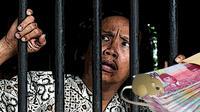 Ilustrasi Mandra terjerat korupsi (Liputan6.com/Nasuri Suray)
