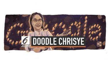 Untuk memperingati ulang tahun ke-70 Almarhum Chrisye, Google menampilkan Doodle khusus Chrisye. Doodle ini dibuat oleh seniman Yogyakarta yang terinpsirasi dari lagu Chrisye.