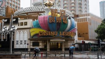 Saham Operator Kasino Terpuruk Imbas Rencana Makau Perketat Perjudian