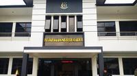 Kantor Kepala Kejaksaan Negeri Garut, Jawa Barat jalann Merdeka, Garut. (Liputan6.com/Jayadi Supriadin)