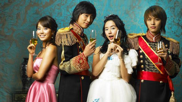 4 Karakter Putri Cantik Yang Meriahkan Drama Korea Showbiz