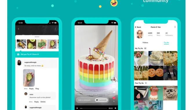 Aplikasi video pendek Tangi sudah tersedia di toko aplikasi Google Play Store (Foto: Android Community)