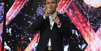 Judika bawakan lagu baru di Indonesian Idol X. (Adrian Putra/Fimela.com)