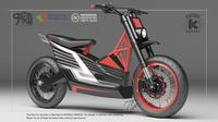 Melihat Spesifikasi Suzuki Ignis Modifikasi dan Motor Listrik IMX 2020 (IMX 2020)
