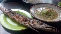 Bagi Anda pencinta kuliner khas Indonesia Timur dan sedang berkunjung ke Jogja, sempatkan untuk mampir ke resto yang satu ini. Foto: Yanuar H/ Liputan6.com.