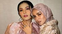 Olla Ramlan dan Nindy Ayunda (Sumber: Instagram/nindyayunda)