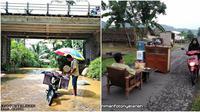 7 Potret Aksi yang Dilakukan di Tempat Tak Biasa (Sumber: Instagram/anam_chenel)